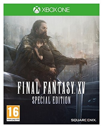 תמונה של XBOX ONE Final Fantasy xv special edition