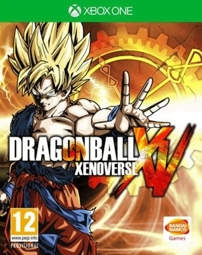 תמונה של XBOX ONE dragon ball xenoverse xv