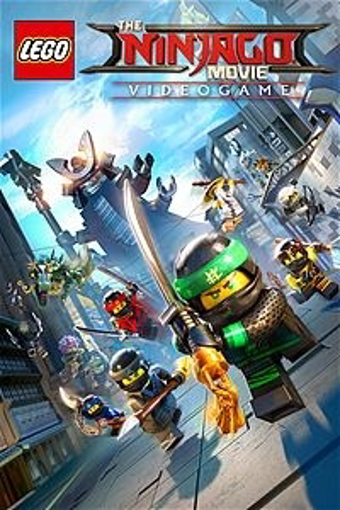 Picture of XBOX ONE Lego NINJAGO Movie Video Game