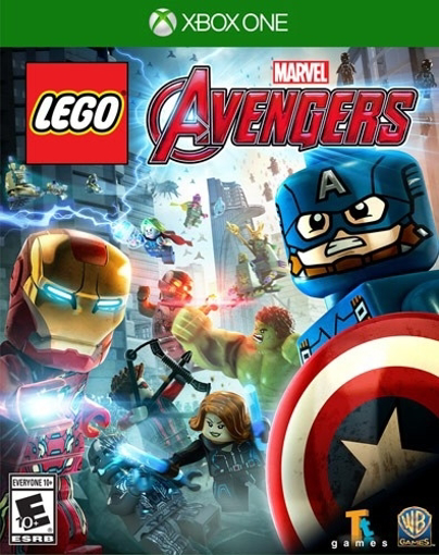 Picture of XBOX ONE –Lego Marvel Avengers