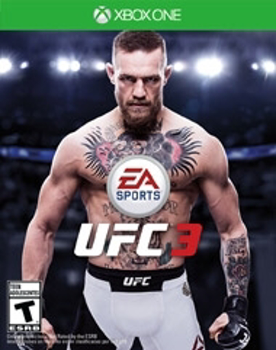 Picture of xbox one ufc 3