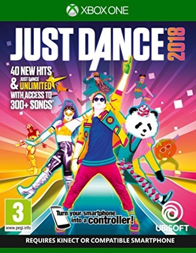 Picture of XBOX ONE Just Dance 2018