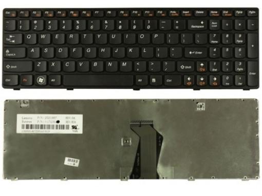 תמונה של מקלדת למחשב נייד Keyboard for HP Compaq Presario CQ42-103TU Laptop / Notebook QWERTY US English