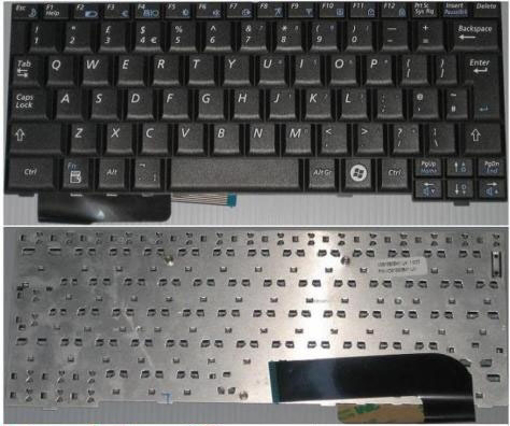 Picture of keyboard FOR Samsung NP- N120 N510