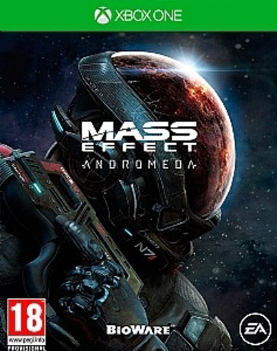 תמונה של Mass Effect andromeda Xbox one