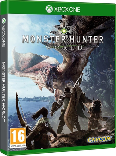 Picture of XBOX ONE – Monster Hunter World