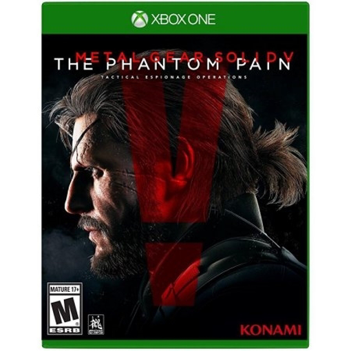Picture of Xbox One- Metal Gear Solid V: The Phantom Pain