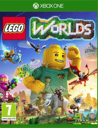 Picture of Xbox One Lego Worlds