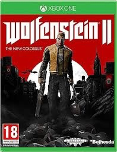 Picture of Xbox One - Wolfenstein II 2 : The New Colossus