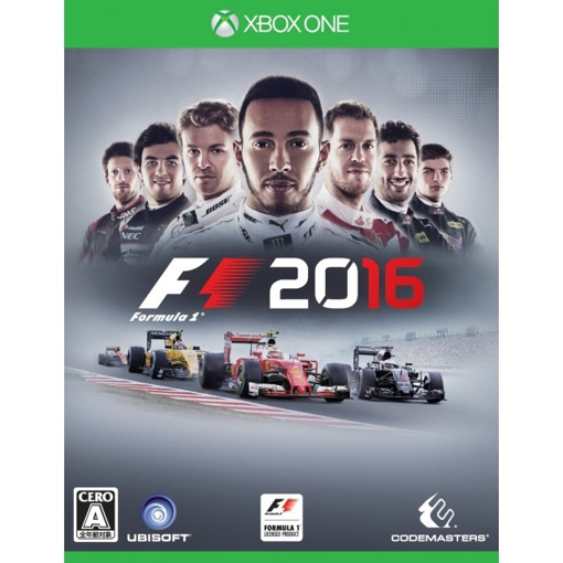 Picture of XBOX ONE - f1 2016