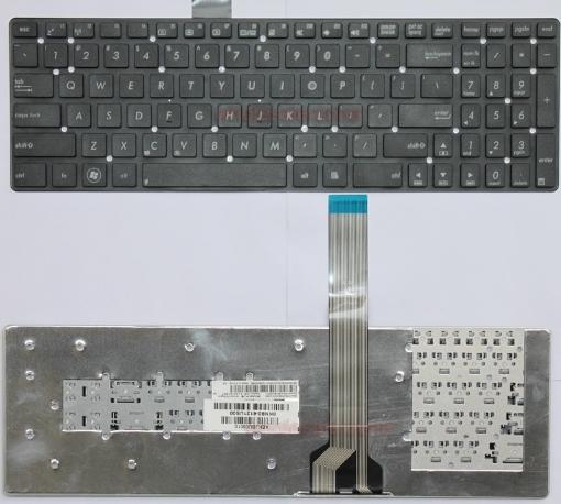 Picture of Keyboard for ASUS K55V K55VD K55VJ K55VM K55VS K55XI Series Keyboard black
