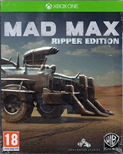 Picture of XBOX ONE MAD MAX RIPPER EDITION