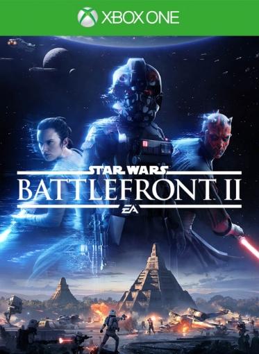 תמונה של XBOX ONE Star Wars Battlefront 2 אירופאי! -