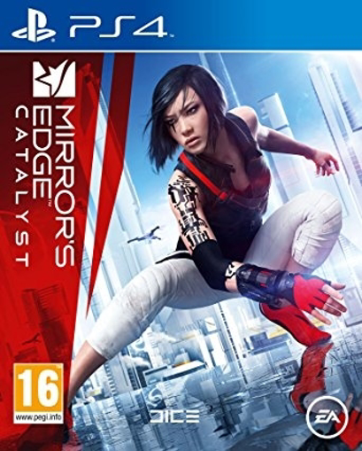 Picture of PS4 mirror's edge