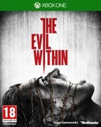 Picture of xbox one the evil within