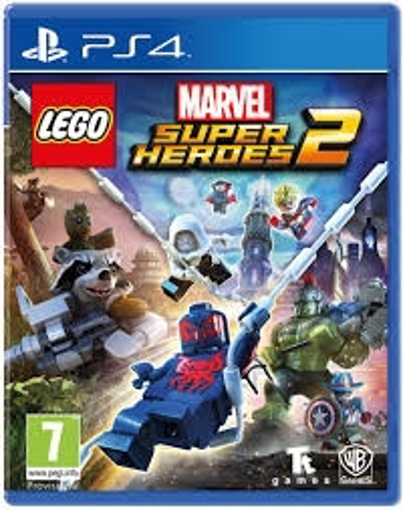 תמונה של PS4 Lego Marvel Super Heroes 2