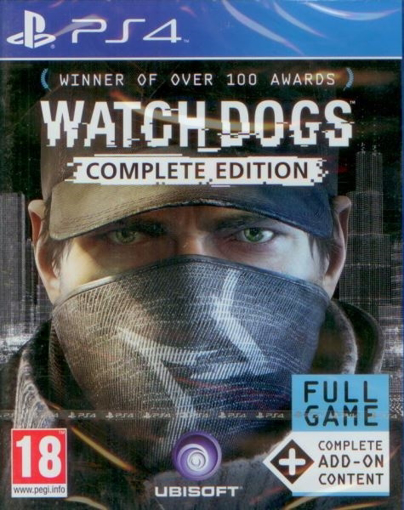 Picture of PS4 Watch Dogs Complete Edition