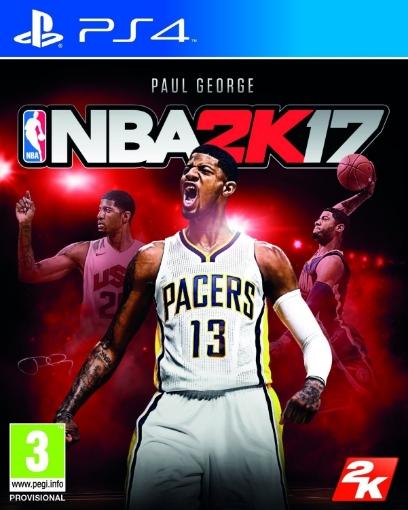 תמונה של PS4 NBA 2K17