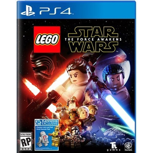 Picture of PS4 lego star wars the force awakens
