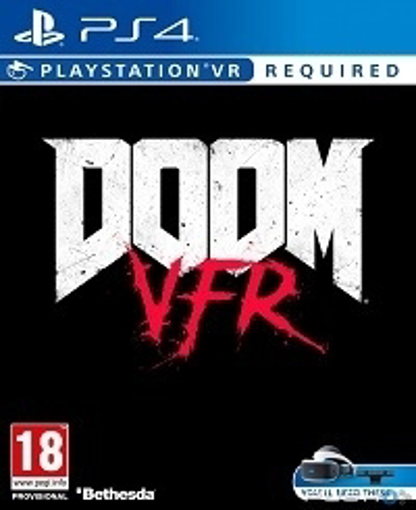 Picture of Doom VFR - PS4