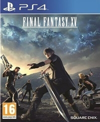 Picture of Final Fantasy XV Day One Edition - PS4