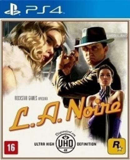 Picture of L.A. Noire -PS4 - עותק