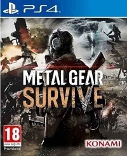 Picture of Metal Gear Survive - PS4