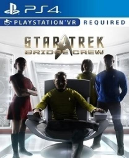 תמונה של Star Trek Bridge Crew VR - PS4