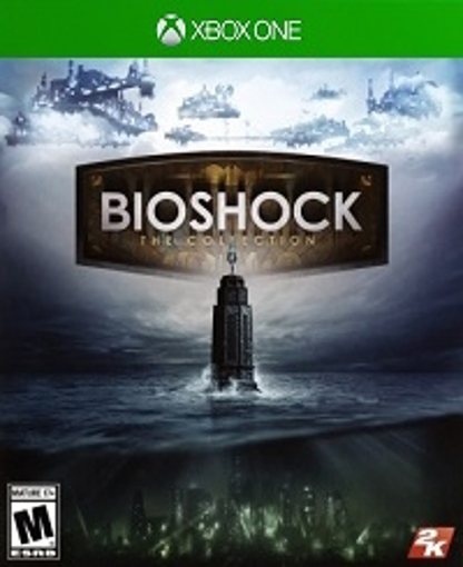 תמונה של BioShock: The collection - Xbox ONE
