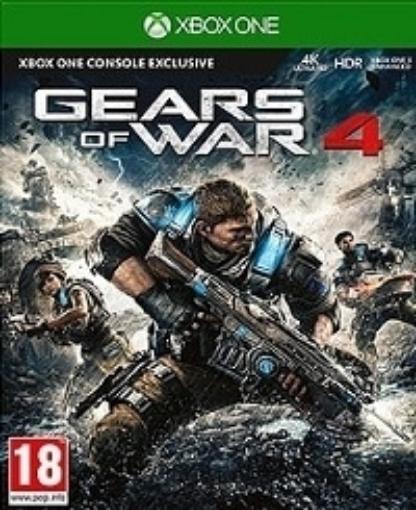 תמונה של Gears of Wars 4 - Xbox One