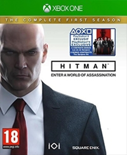 תמונה של Hitman: The Complete First Season - Xbox One