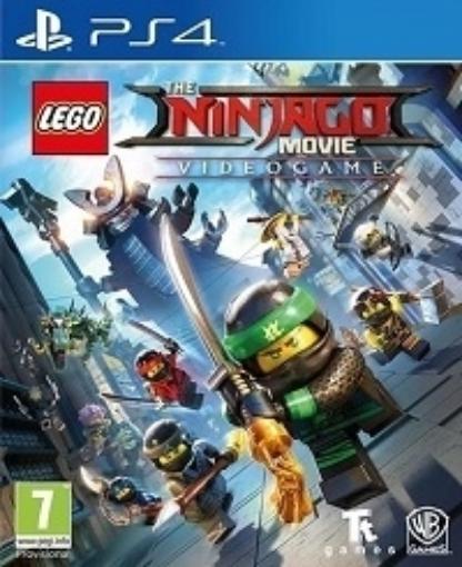 תמונה של Lego Ninjago Movie Video Game - PS4
