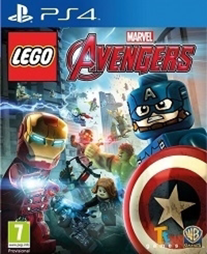תמונה של Lego Marvel's Avengers - PS4