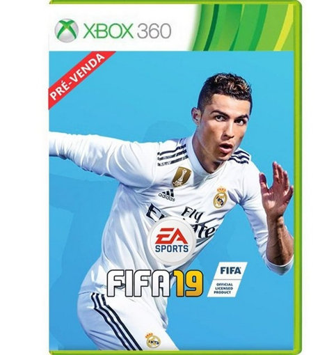 Picture of xbox 360 Fifa 19 Legacy Edition