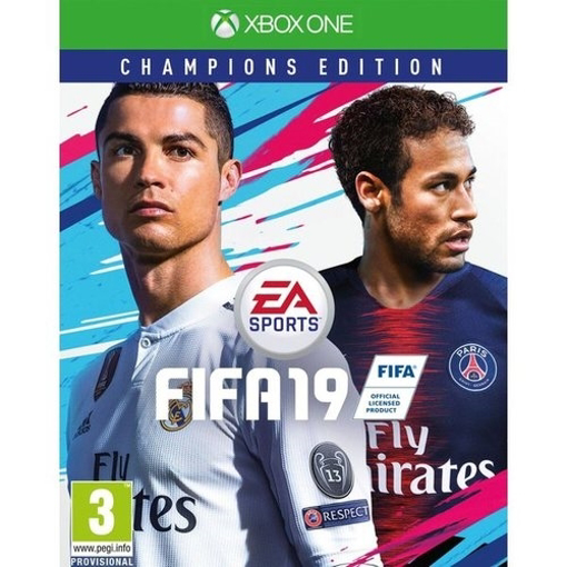 Picture of xbox one Fifa 19 Champions Edition Xbox One