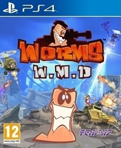 Picture of Worms WMD - PS4