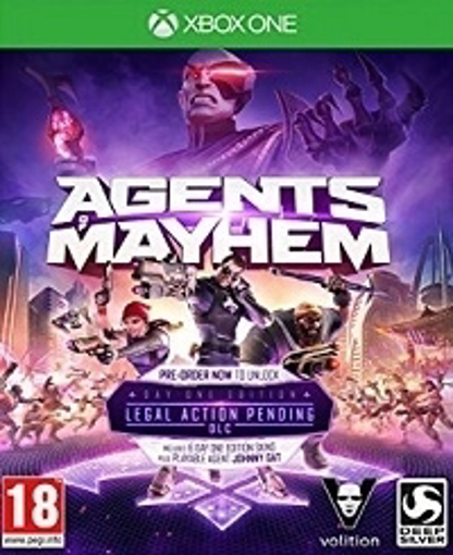 תמונה של Agents of Mayhem - Xbox One