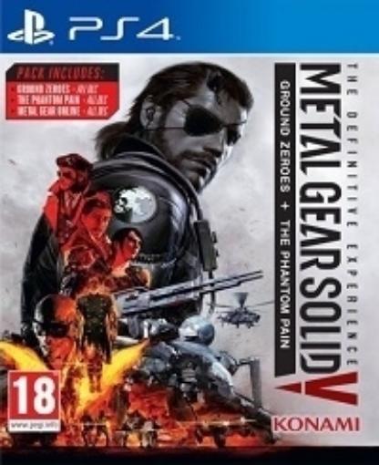 תמונה של Metal Gear Solid V: The Definitive Experience