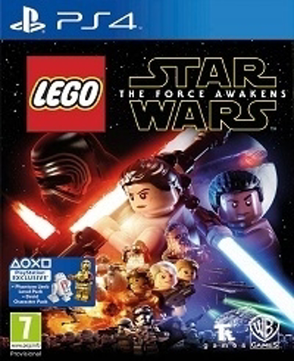 Picture of Lego Star Wars: The Force Awakens - PS4