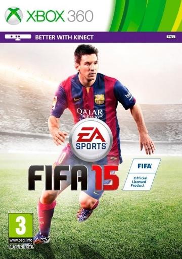 Picture of XBOX 360 – FIFA 15