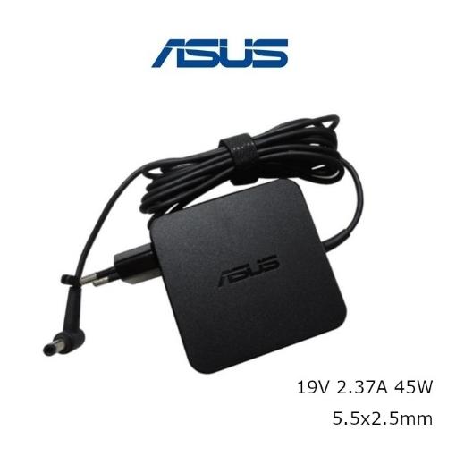 תמונה של מטען מקורי למחשב נייד אסוס מרובע ASUS 19V 2.37A 45W 5.5×2.5mm