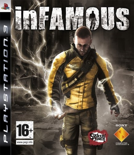 Picture of inFamous-PS3