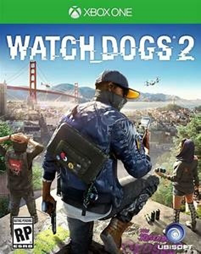 Picture of WATH DOGS 2 XBOX ONE