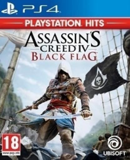 תמונה של Assassin's Creed IV: Black Flag - PS4