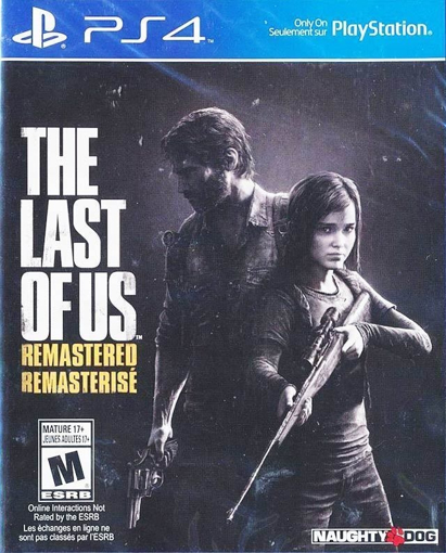 Picture of The Last of Us Remastered PS4