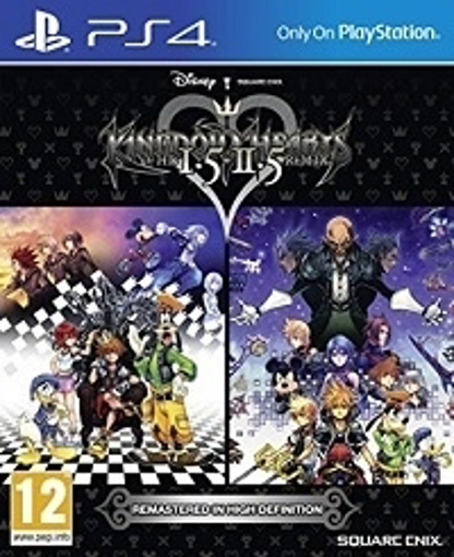 Picture of Kingdom Hearts HD 1.5 + 2.5 Remix