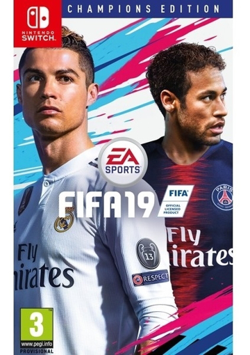 Picture of Fifa 19 Champions Edition Switch