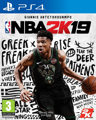 Picture of NBA 2K19 PS4