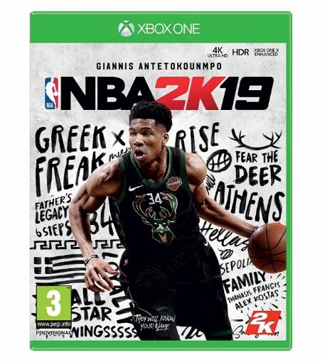 תמונה של NBA 2K19 Xbox One