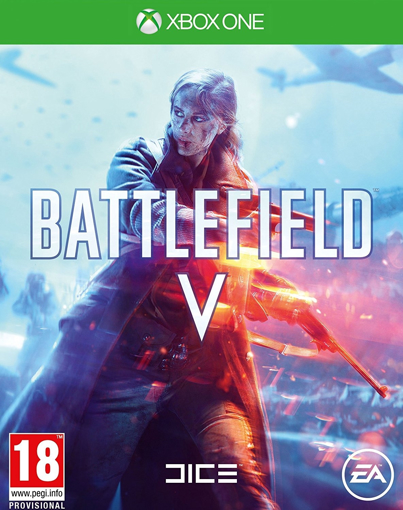 Picture of Battlefield V Xbox One מכירה מוקדמת